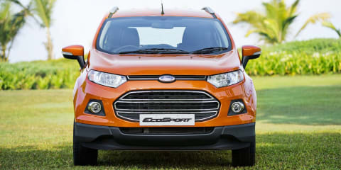 Ford EcoSport: low-$20,000s SUV here in December