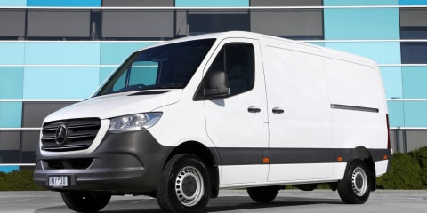 2018-2020 Mercedes-Benz Sprinter recalled for brake fix