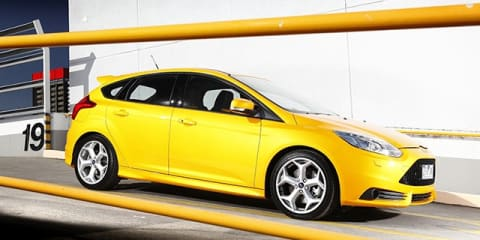 Ford Focus ST Video Review