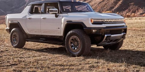 2021 GMC Hummer EV sold out in 10 minutes