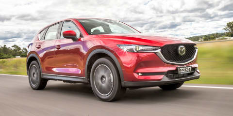 Mazda CX-5 2.5 turbo petrol shows up on Australian database