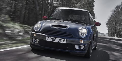 2020 Mini John Cooper Works GP teased again