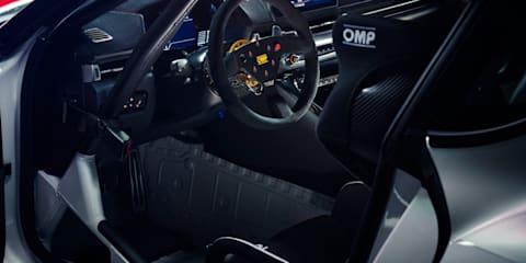 Toyota Supra GT4 Concept unveiled
