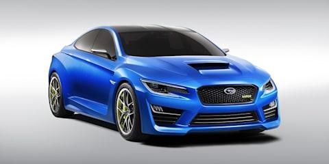 Subaru WRX: 2.0-litre turbo sedan to be fastest-ever Rex