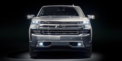 2020 Chevrolet Silverado 1500: Australian launch set for March