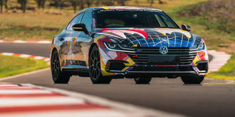 Volkswagen ART3on: Apprentice-built special hits 100km/h in 3.9 seconds