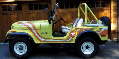 The raddest Jeep you