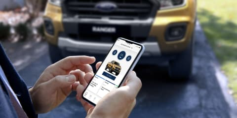 Ford Ranger, Everest to debut connected 'FordPass' app in Australia