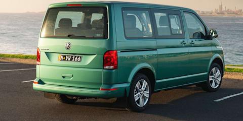 2021 Volkswagen Multivan T6.1 launch review