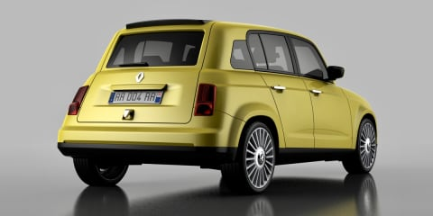 Renault 5's smaller electric sibling revealed in trademark filing