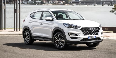 2020 Hyundai Tucson review: Active X 2.0 petrol FWD