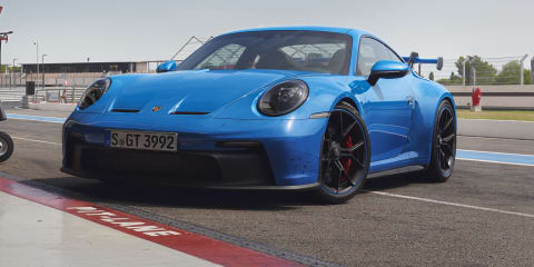 2021 Porsche 911 GT3 officially unveiled, Australian timing confirmed