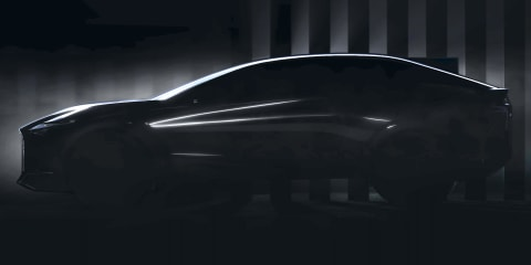 Lexus teases electrified concept – UPDATE: New images released, reveal date confirmed