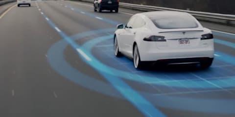 Tesla filing may reveal new Autopilot radar system – report