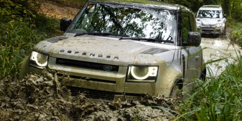 2021 Land Rover new cars
