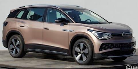 2022 Volkswagen ID.6 leaked online