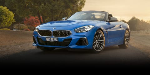 2019 BMW Z4 review
