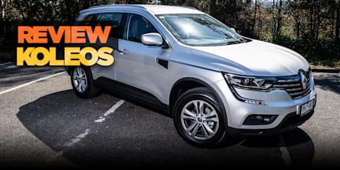 2018 Renault Koleos Life review