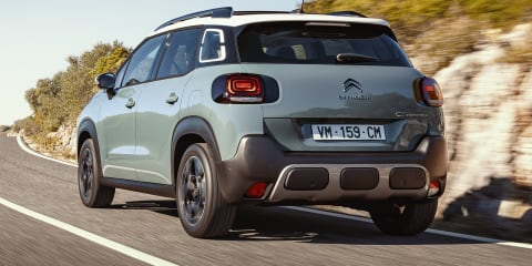 2021 Citroen C3 Aircross facelift unveiled