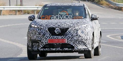 2020 Nissan Juke spied