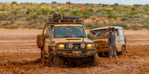 4x4 Tips: Slingin' some mud, the right way