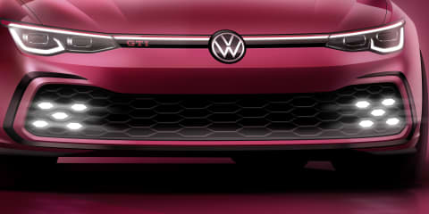 Volkswagen Golf GTI debuting at Geneva motor show