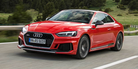2017 Audi RS5 review