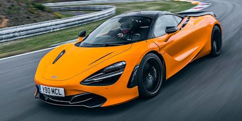 McLaren 720S Track Pack revealed