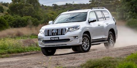 2020 Toyota Prado Kakadu Horizon edition pricing and specs