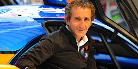 Renault secures Alain Prost for F1