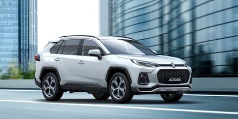Suzuki adopts plug-in hybrid Toyota RAV4 in Europe, Australia unlikely