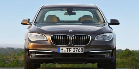 BMW 7-Series: facelift for flagship luxury limousine
