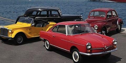 Prince Albert of Monaco plans grand scale garage sale