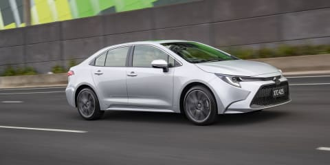 2020 Toyota Corolla sedan review
