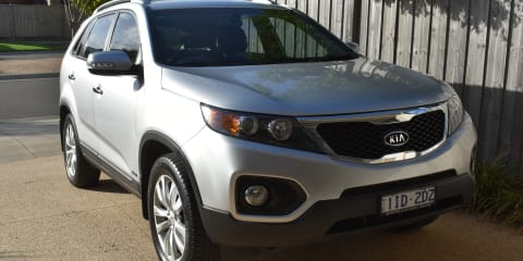 2011 Kia Sorento SLI (4x4) review