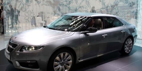 SAAB 9-5 gets the Green Light