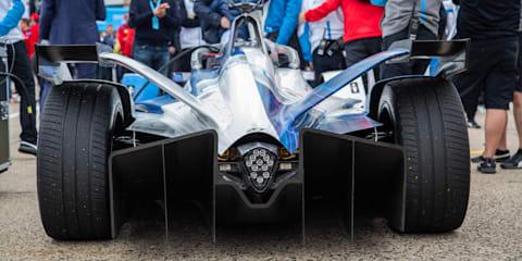 Around the Tracks: Formula E, Bloodhound SSC, and Ferrari F1