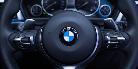 BMW reinvents the wheel for autonomous cars