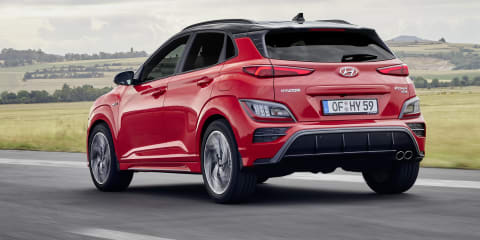 2021 Hyundai Kona and Kona N Line revealed, Australian plans confirmed