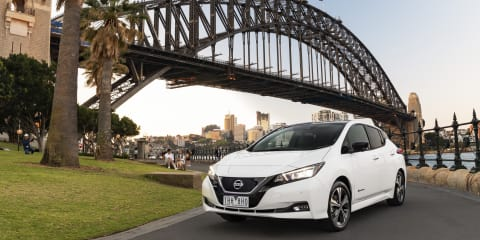 2019 Nissan Leaf review: Quick drive