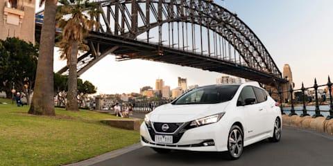 2019 Nissan Leaf review: Quick drive