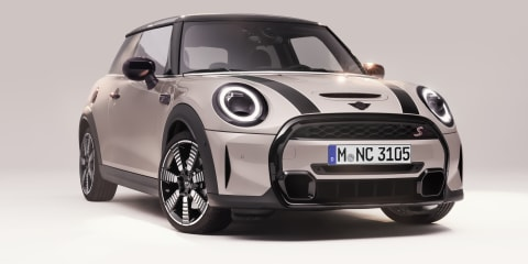 2021 Mini Hatch and Convertible facelift unveiled, Australian launch second half of 2021
