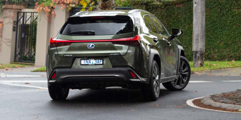2019 Lexus UX250h F Sport long-term review: Interior comfort and space