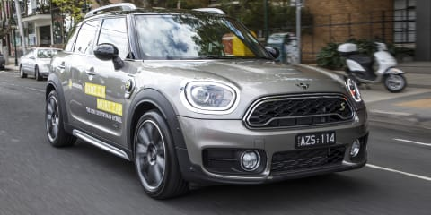 2020 Mini Countryman pricing and specs