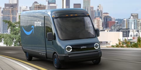 Amazon purchases 100,000 Rivian electric vans