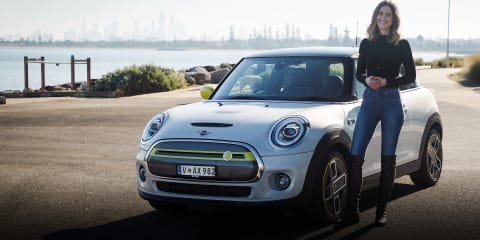 Video: 2020 Mini Electric review, Australian first drive