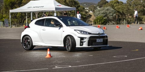 2021 Toyota GR Yaris Rallye launch review
