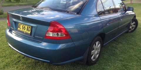 2004 Holden Commodore Executive review