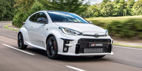 2021 Toyota GR Yaris priced from $39,950 drive-away - UPDATE