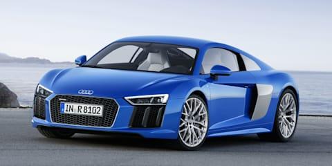 2015 Audi R8 revealed